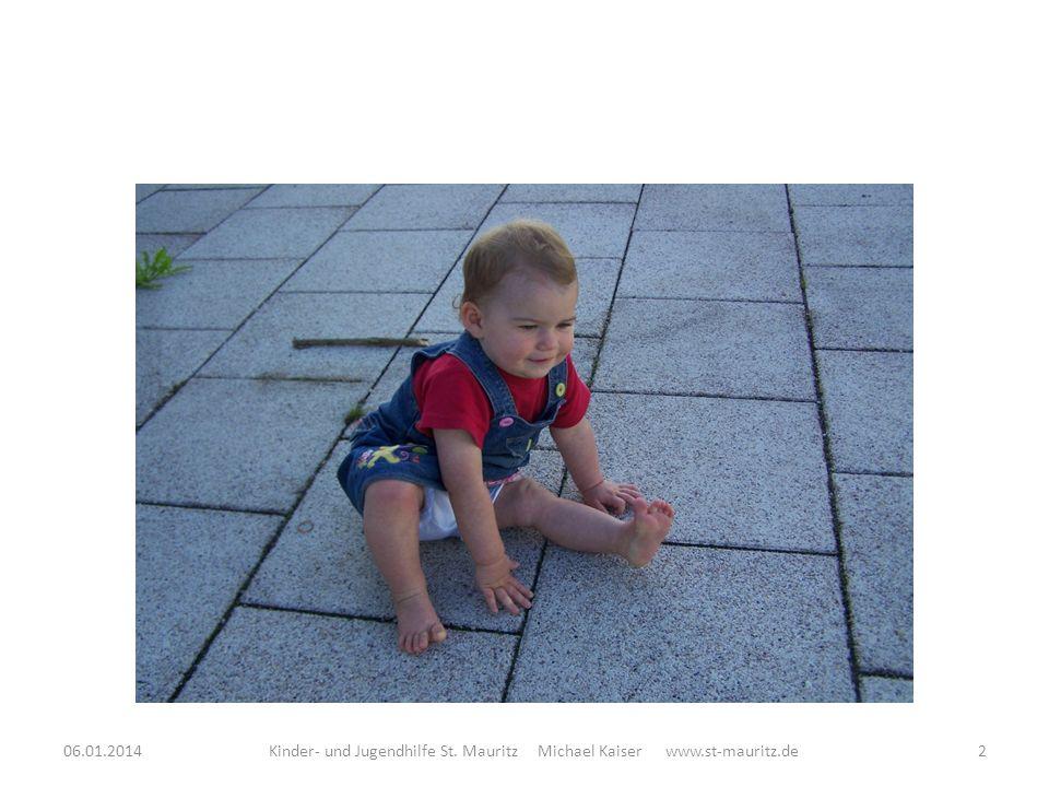 06.01.2014Kinder- und Jugendhilfe St. Mauritz Michael Kaiser www.st-mauritz.de2
