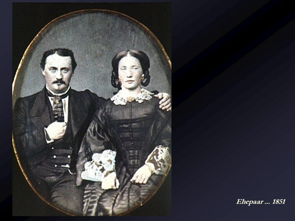 Dame mit Töchtern... 1850