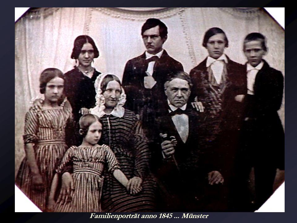 Familiensonntag anno 1901... Lennestadt-Grevenbrück