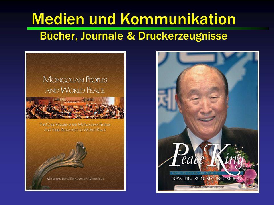 Medien und Kommunikation Bücher, Journale & Druckerzeugnisse