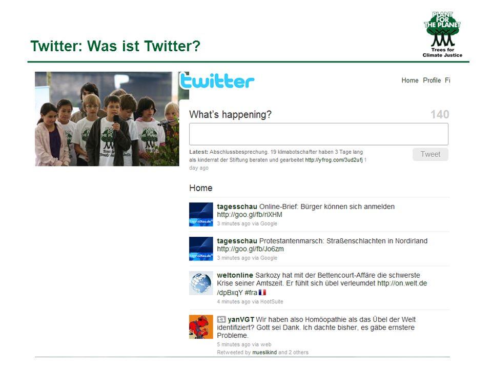 Twitter: Was ist Twitter