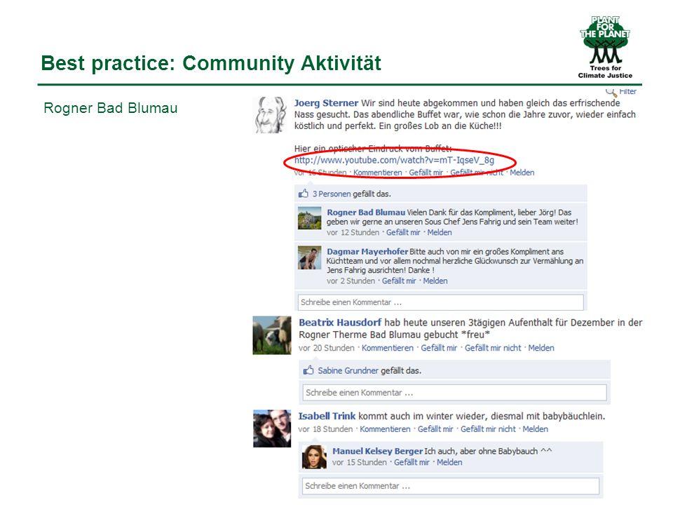 Best practice: Community Engagement Rogner Avocado Store
