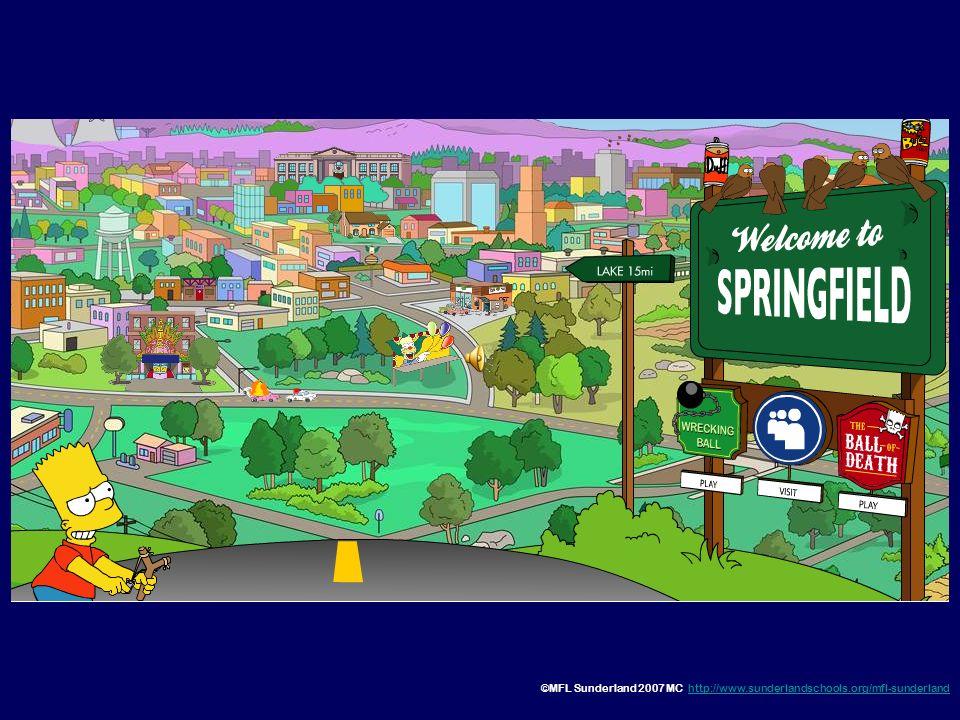 ©MFL Sunderland 2007 MC http://www.sunderlandschools.org/mfl-sunderlandhttp://www.sunderlandschools.org/mfl-sunderland