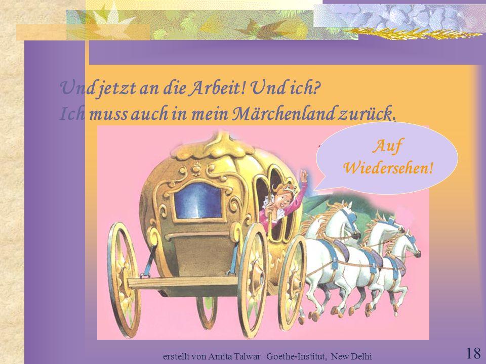 erstellt von Amita Talwar Goethe-Institut, New Delhi 17 Links Teil 5: Die Rattenfängerstadt Hameln http://www.hameln.de/index.html http://www.hameln.d