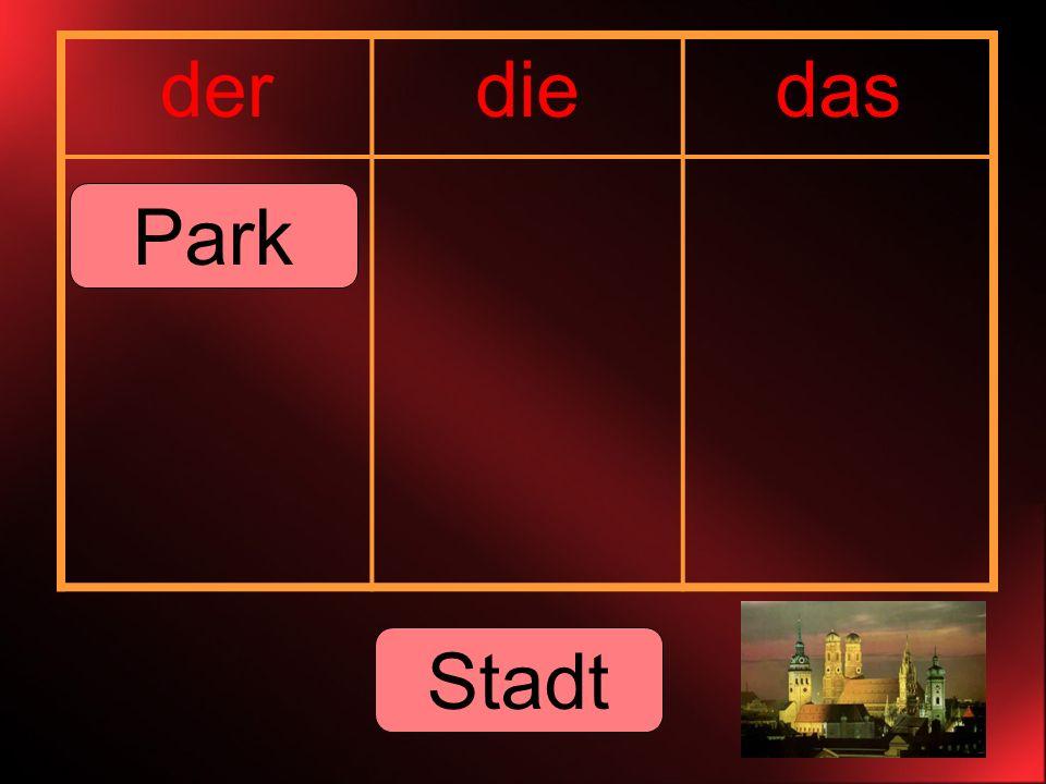 derdiedas Park Stadt