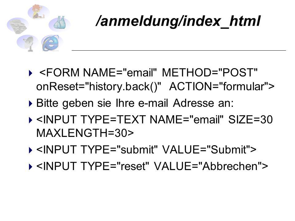 /anmeldung/index_html Bitte geben sie Ihre e-mail Adresse an: