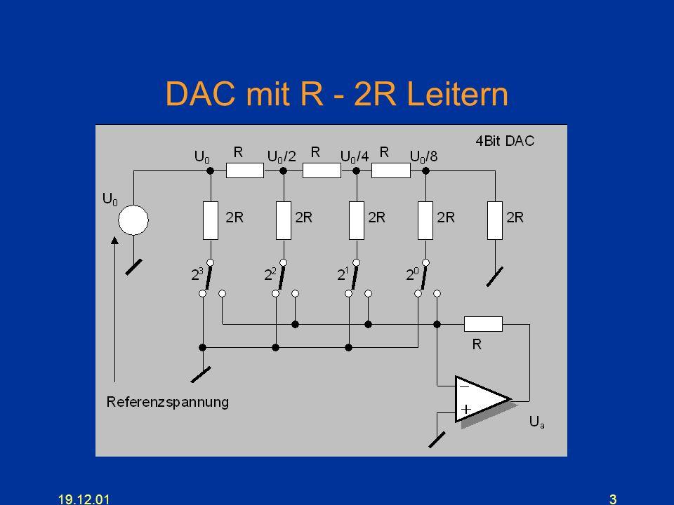 19.12.013 DAC mit R - 2R Leitern