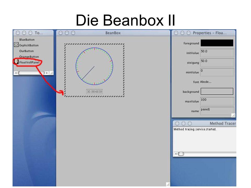 Die Beanbox II