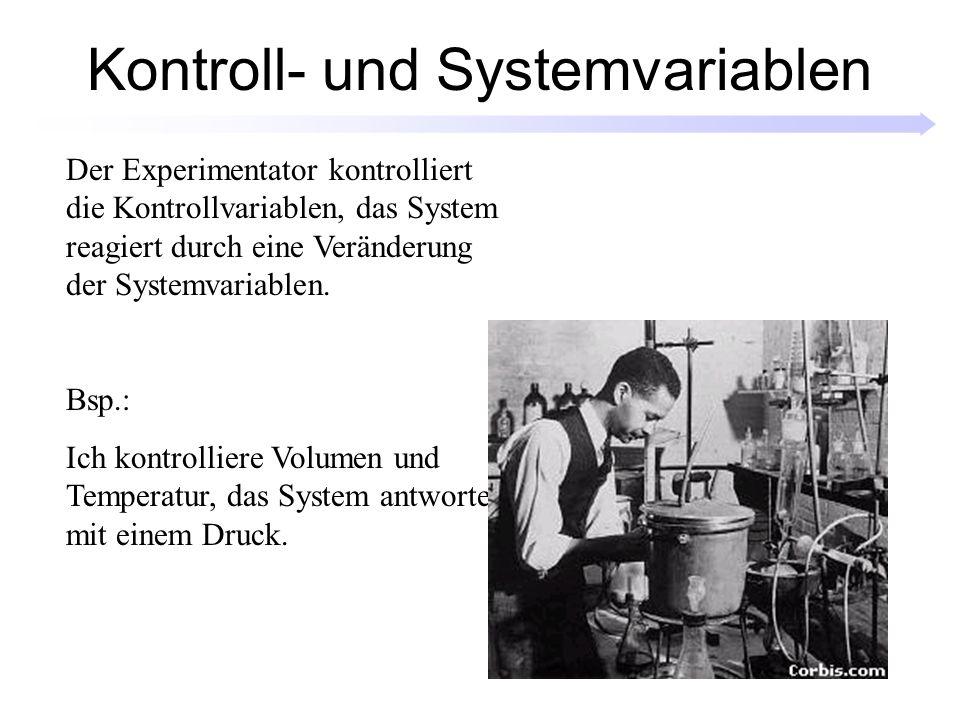 Parameterraum Das System wird beschrieben durch seine Bahn im Parametrraum