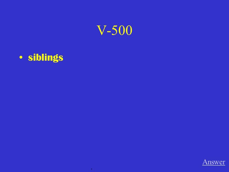 V-400 twins Answer.