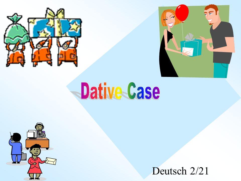 Űbungen 1.Der Lehrer / geben / der Schüler / der Pass.