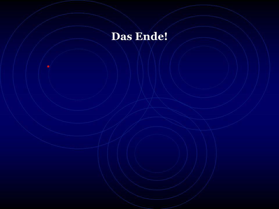 Das Ende!.