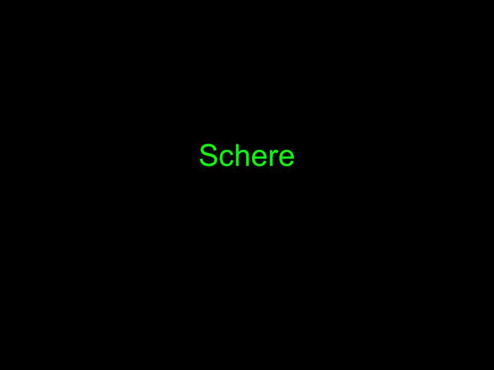 Schere