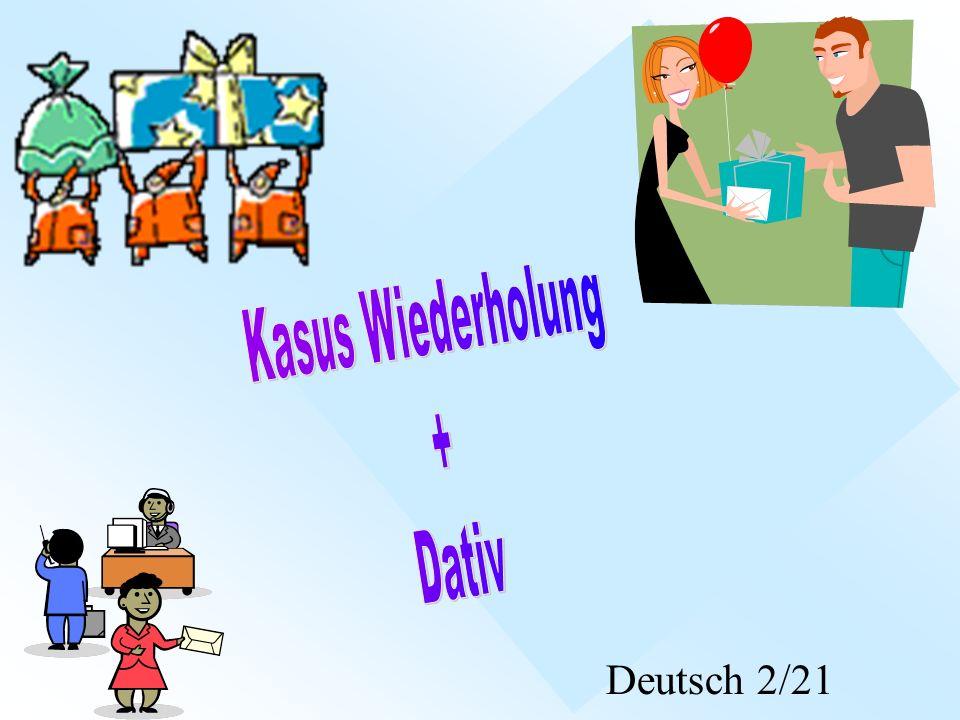 Deutsch 2/21