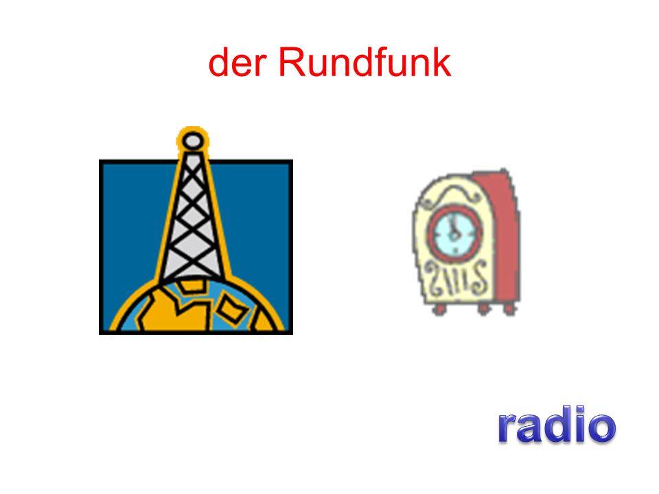 der Rundfunk