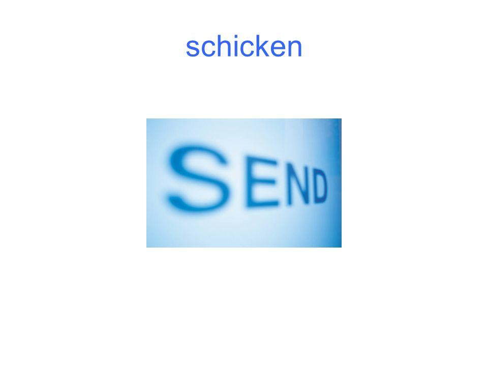 schicken