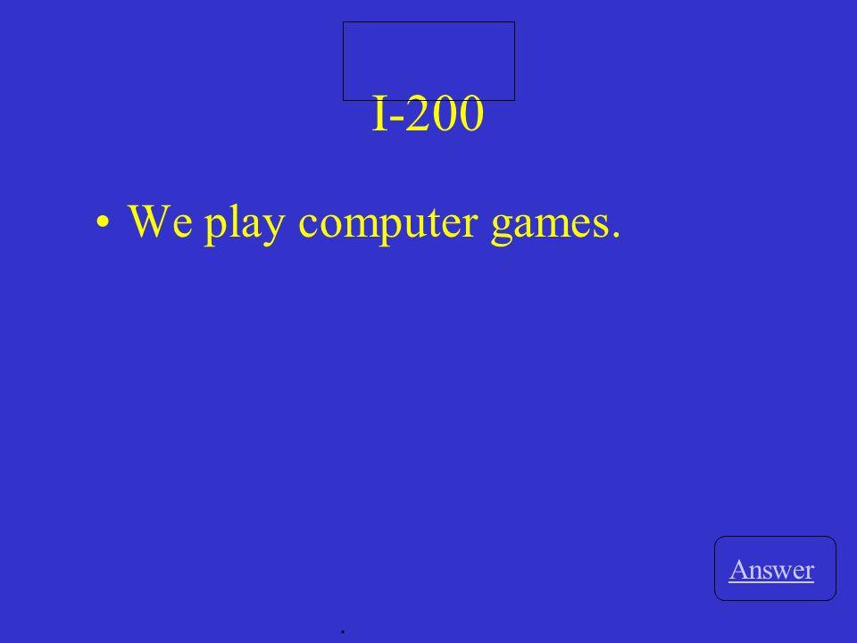 II-200 A Es ist zwanzig vor drei. Es ist zwei Uhr vierzig. Game board