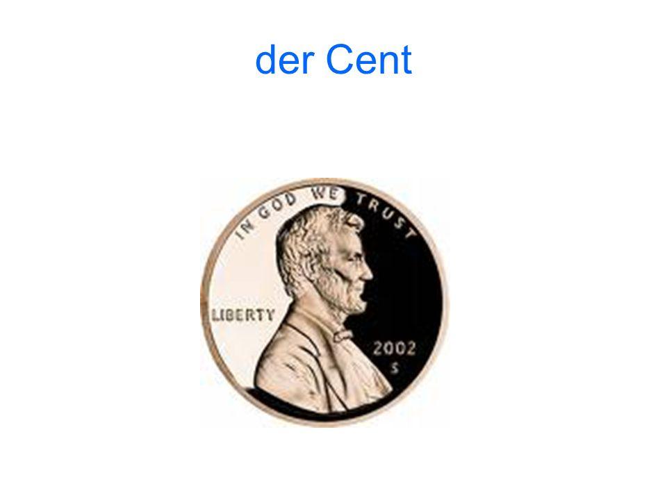 der Cent