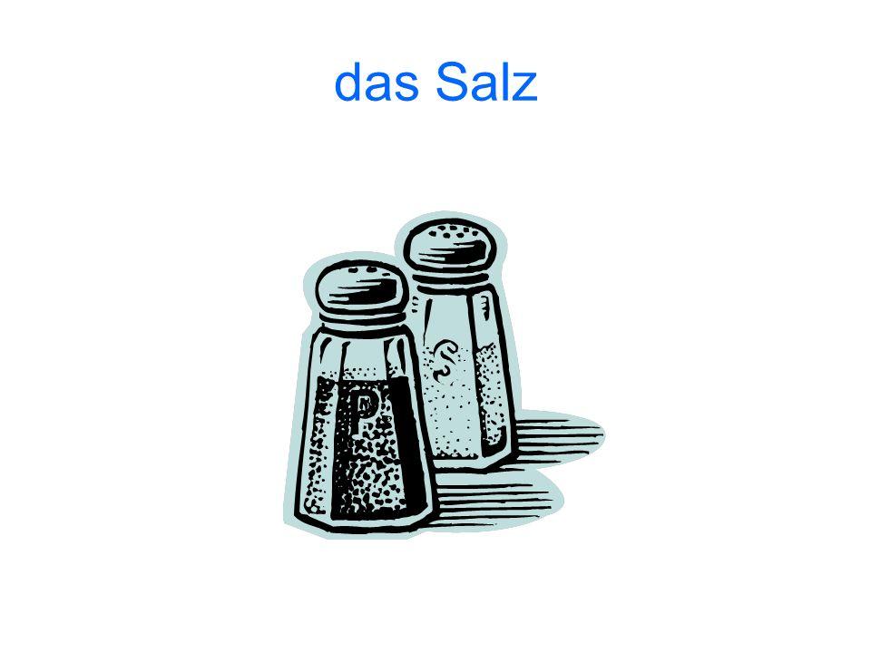 das Salz