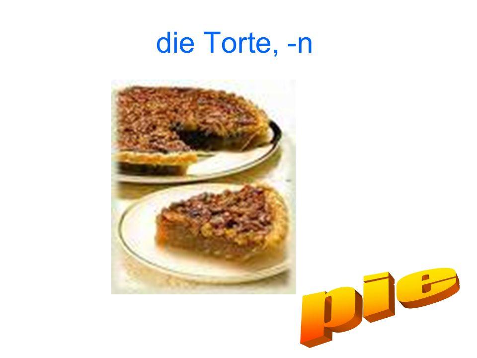 die Torte, -n