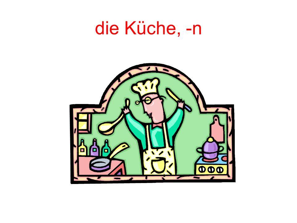 die Küche, -n
