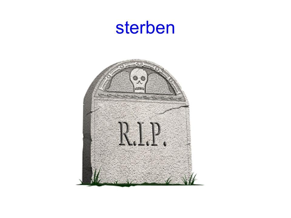 sterben