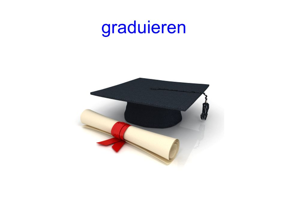 graduieren