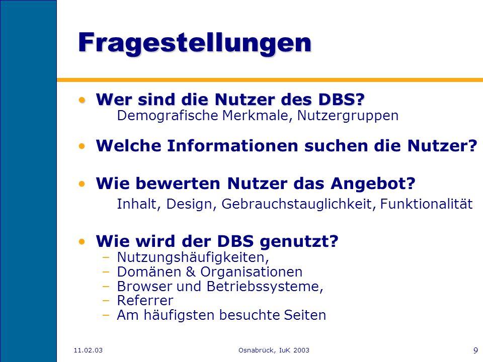 11.02.03Osnabrück, IuK 2003 8 Entwicklung 1997-2002