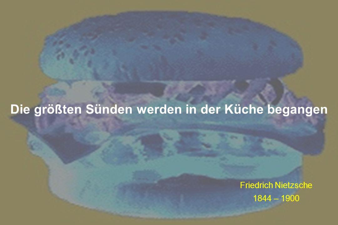 AS\10\03: Präventionstagung_Wien01.ppt Vitale Gesellschaft – Wien 2003 Die größten Sünden werden in der Küche begangen Friedrich Nietzsche 1844 – 1900