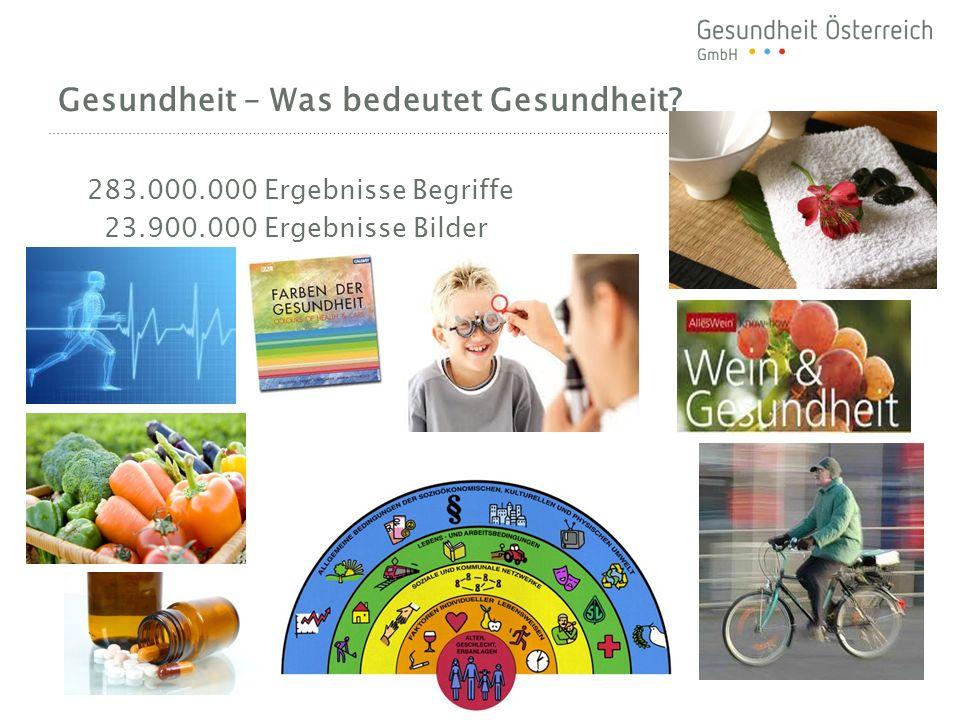 Gesundheit – Was bedeutet Gesundheit 283.000.000 Ergebnisse Begriffe 23.900.000 Ergebnisse Bilder