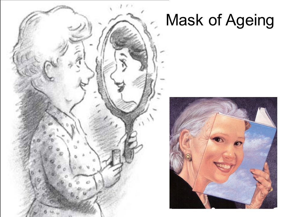 Mask of Ageing