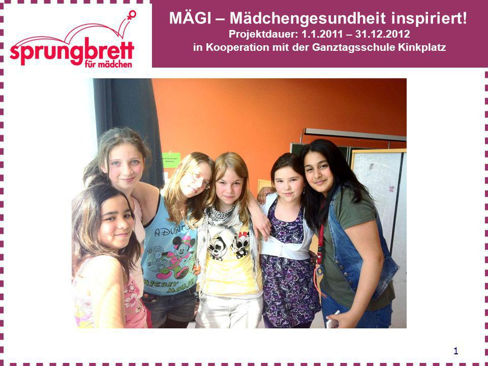 MÄGI – Mädchengesundheit inspiriert.