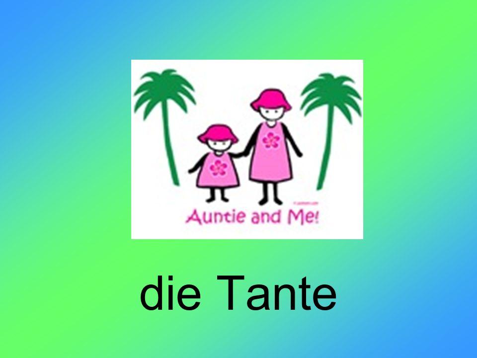 die Tante