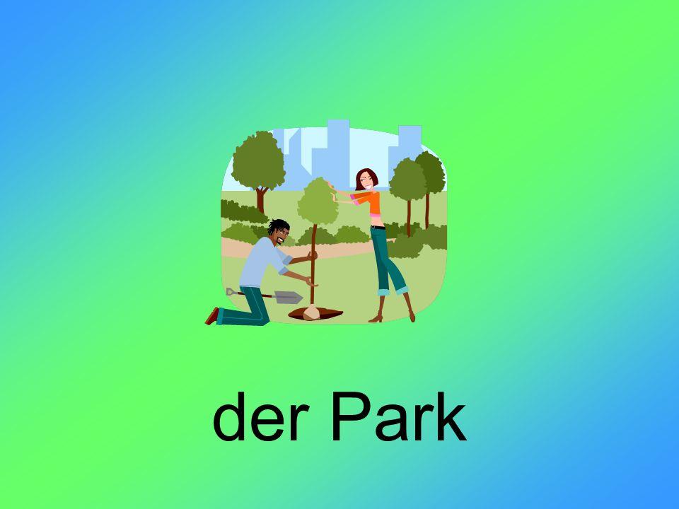 der Park