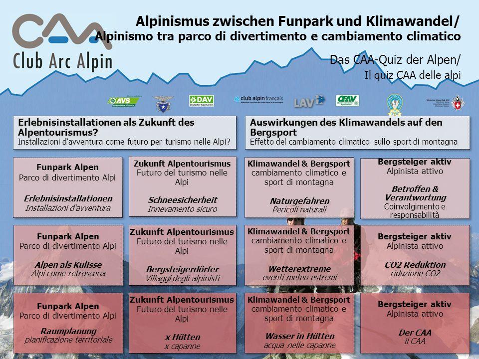 Was ist der Bus alpin.Cosa é il Bus alpin.