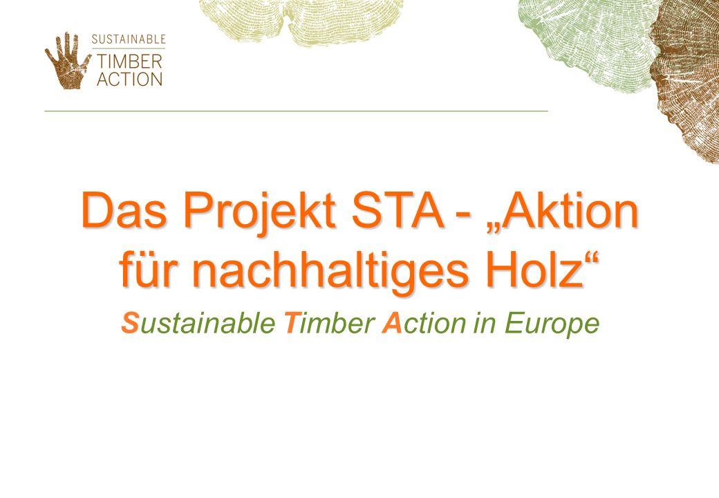 Dieses Projekt ist das Ergebnis der Zusammenarbeit von drei wichtigen Akteuren, die sich für die faire und nachhaltige Holzbeschaffung einsetzen: ICLEI - Local Governments for Sustainability Fundación COPADE - Comercio Para el Desarrollo (SPA) FSC Italien Es nutzt die Erfahrungen aus zwei bereits bestehenden Informationskampagnen: Procura+ Madera Justa Das EU-Projekt STA