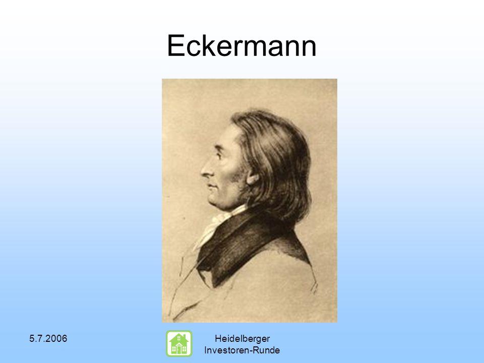 5.7.2006Heidelberger Investoren-Runde Eckermann