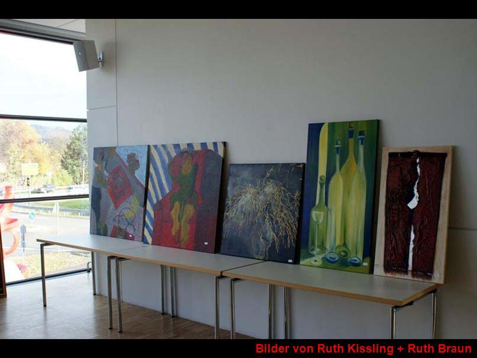 Bilder von Ruth Kissling + Ruth Braun