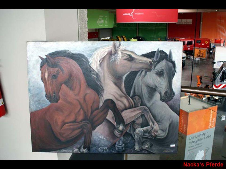 Nackas Pferde