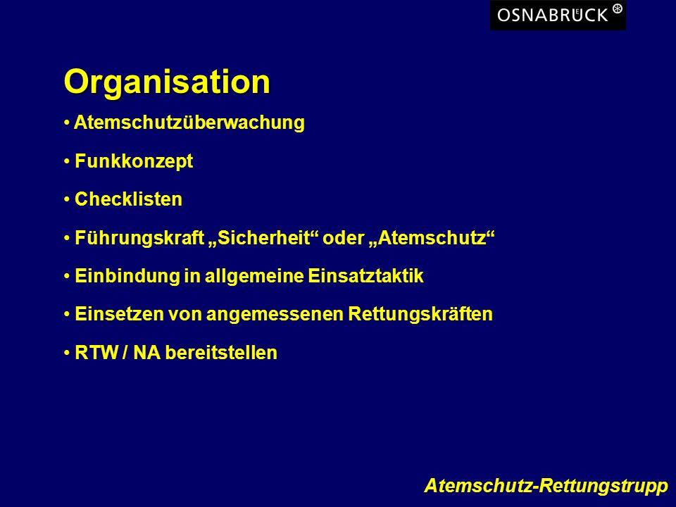 Atemschutz-Rettungstrupp Folie Nr.