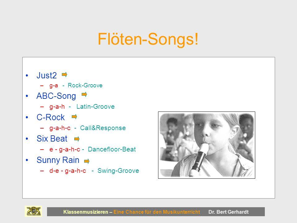 Flöten-Songs.