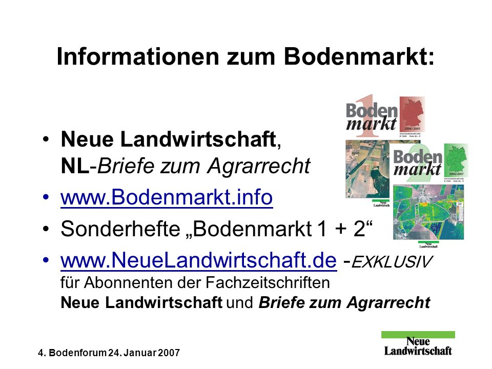 4. Bodenforum 24.