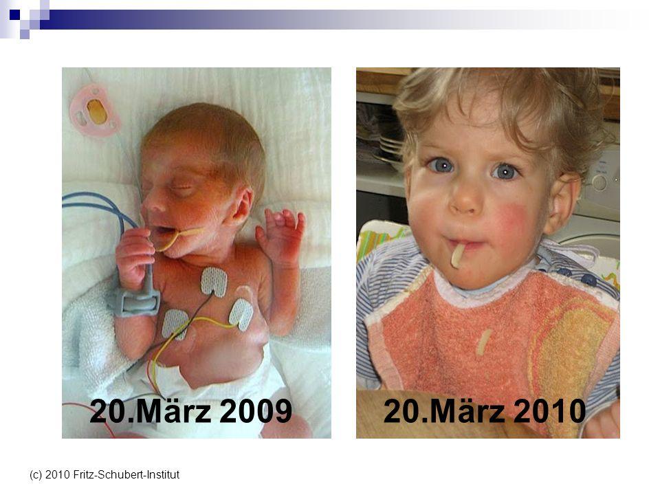 20.März 200920.März 2010 (c) 2010 Fritz-Schubert-Institut