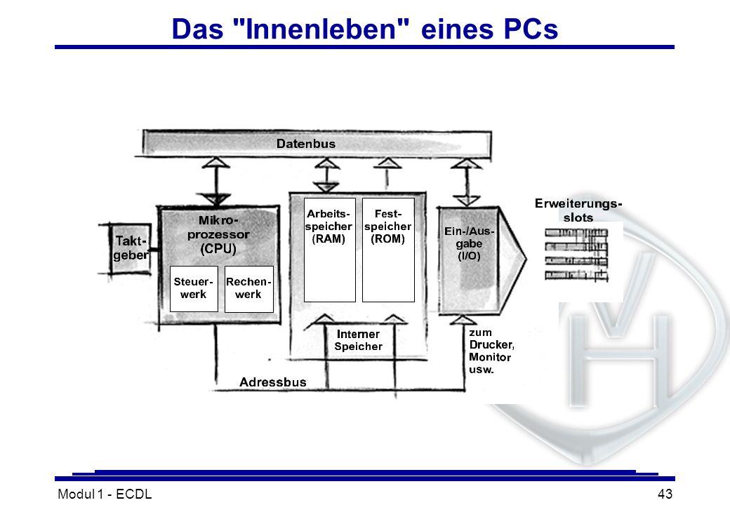 Modul 1 - ECDL43 Das