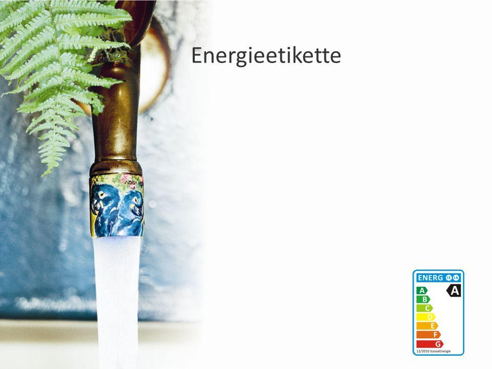 Energieetikette