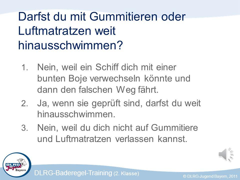 DLRG-Baderegel-Training (2.