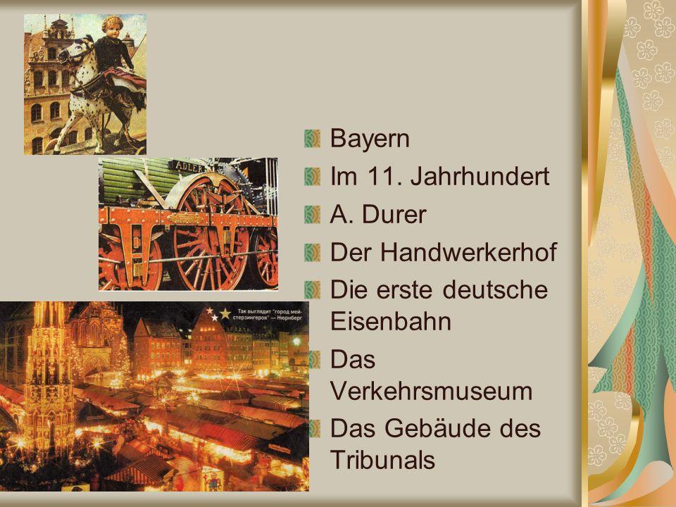 Bayern Im 11. Jahrhundert A.