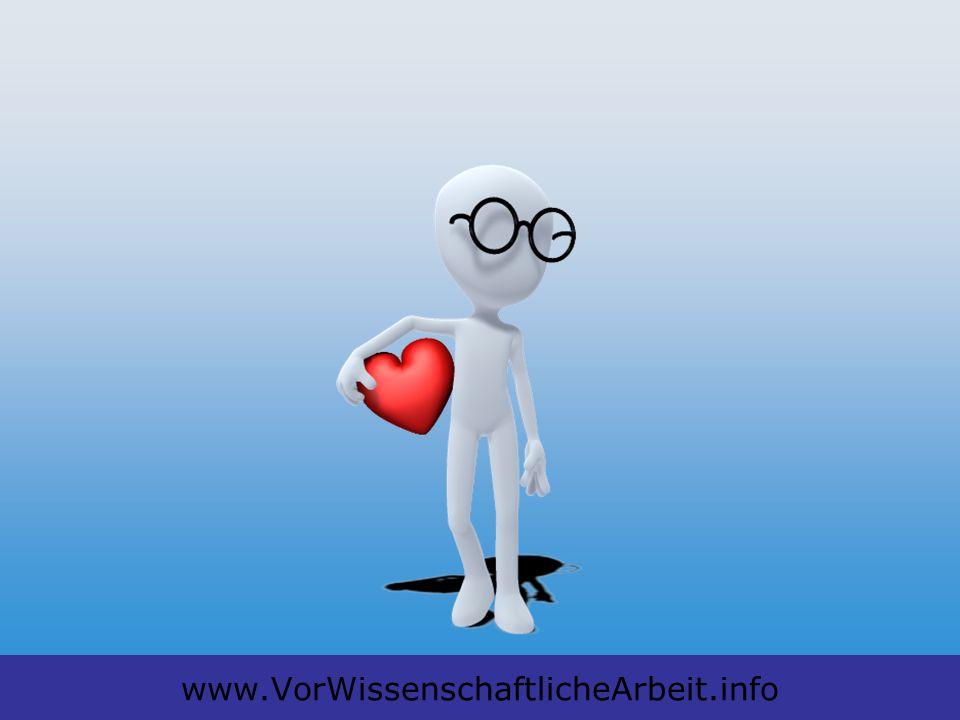 www.VorWissenschaftlicheArbeit.info
