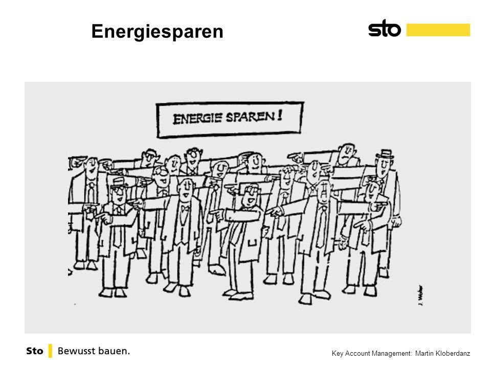 Key Account Management: Martin Kloberdanz Energiesparen