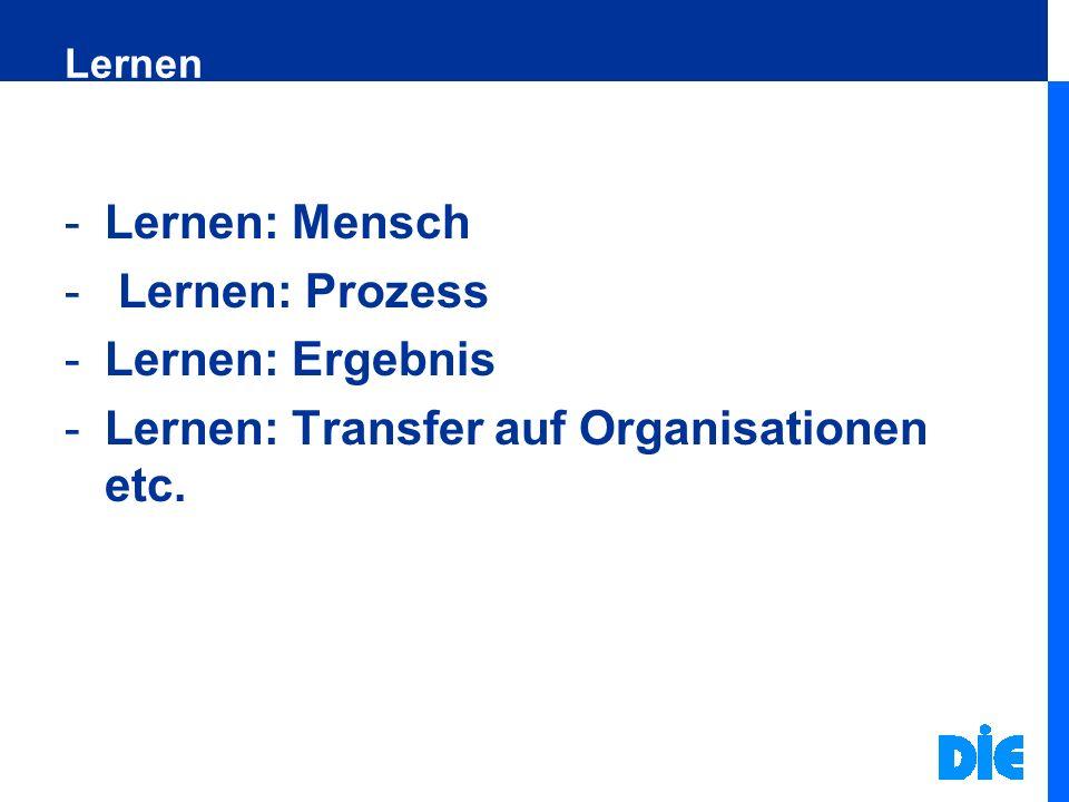 Übergänge in Bildungsphasen Vertikale Übergänge Horizontale Übergänge Mitglied der Deutsches Institut für Erwachsenenbildung